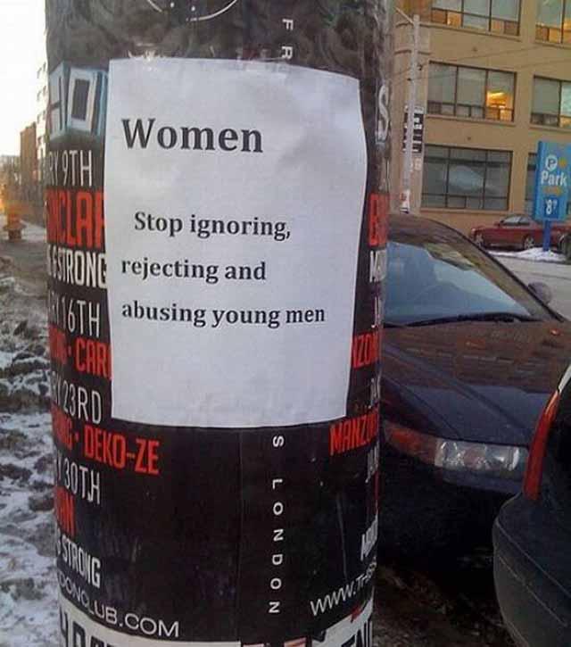 women cougar signs