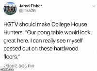 College House Hunters
