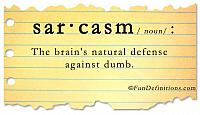 Funny-definitions-Sarcasm