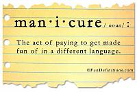 Funny-definitions-manicure