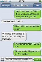 earthquake-funny-texts